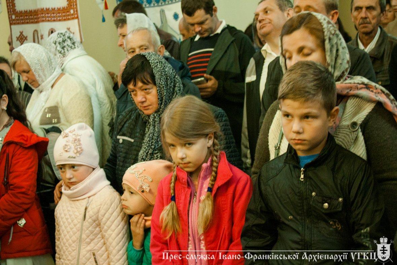 У Крилосі зібралися паломники з усієї Івано-Франківщини. ФОТО, фото-2