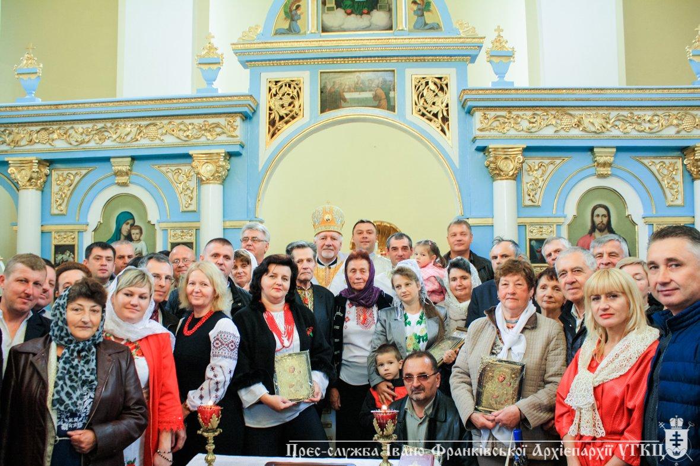 У Крилосі зібралися паломники з усієї Івано-Франківщини. ФОТО, фото-7