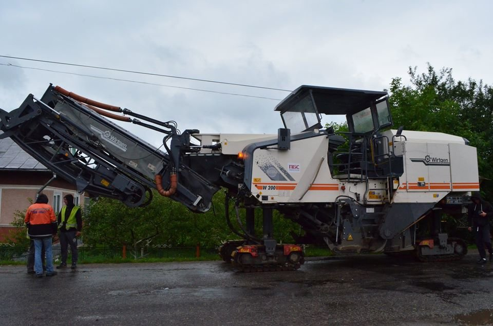 Дієвий протест: розпочали ремонт дороги Яблунів-Делятин. ФОТО, фото-2