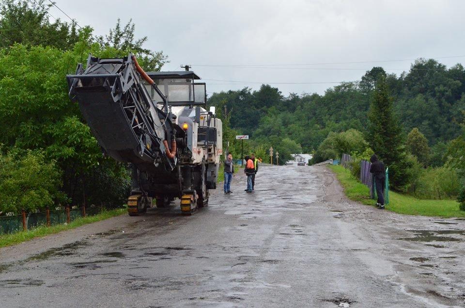 Дієвий протест: розпочали ремонт дороги Яблунів-Делятин. ФОТО, фото-3