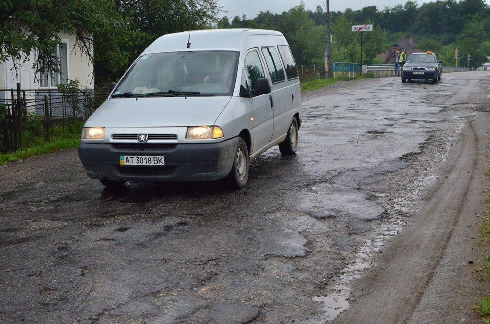Дієвий протест: розпочали ремонт дороги Яблунів-Делятин. ФОТО, фото-4