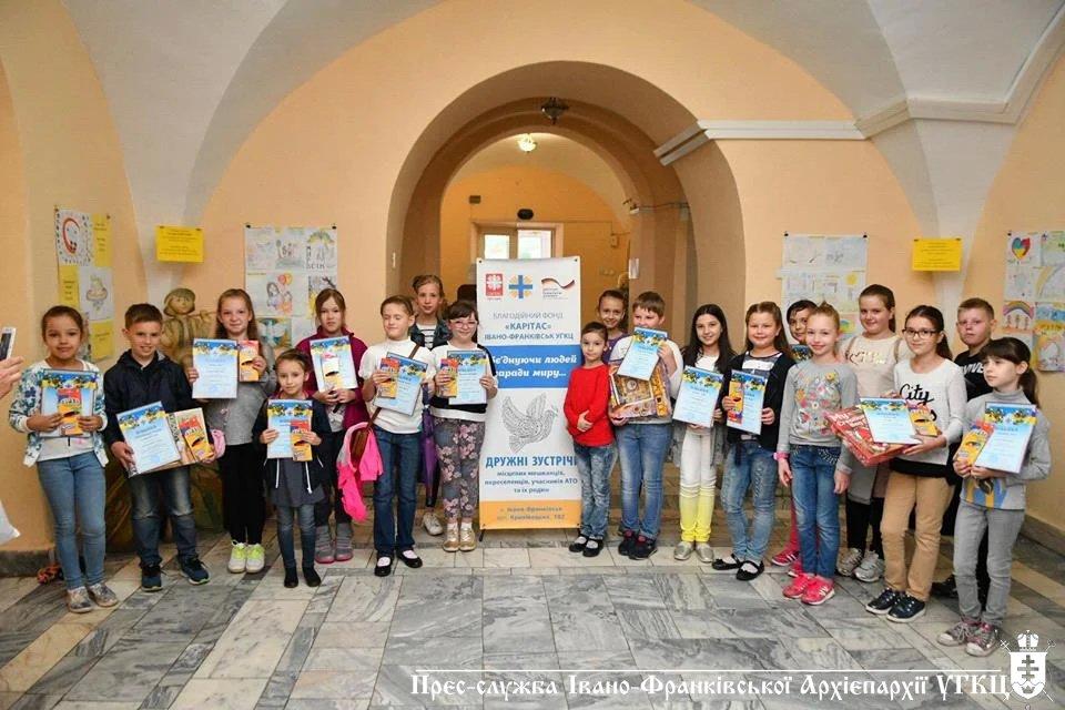 Франківські діти намалювали мир. ФОТО, фото-1