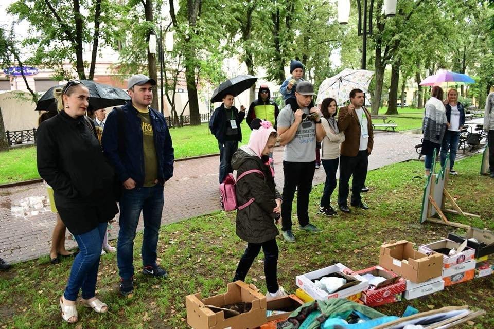 """""""Місто свідомих людей"""" - у Франківську до Дня молоді відбувся еко-фестиваль. ФОТО, фото-6"""