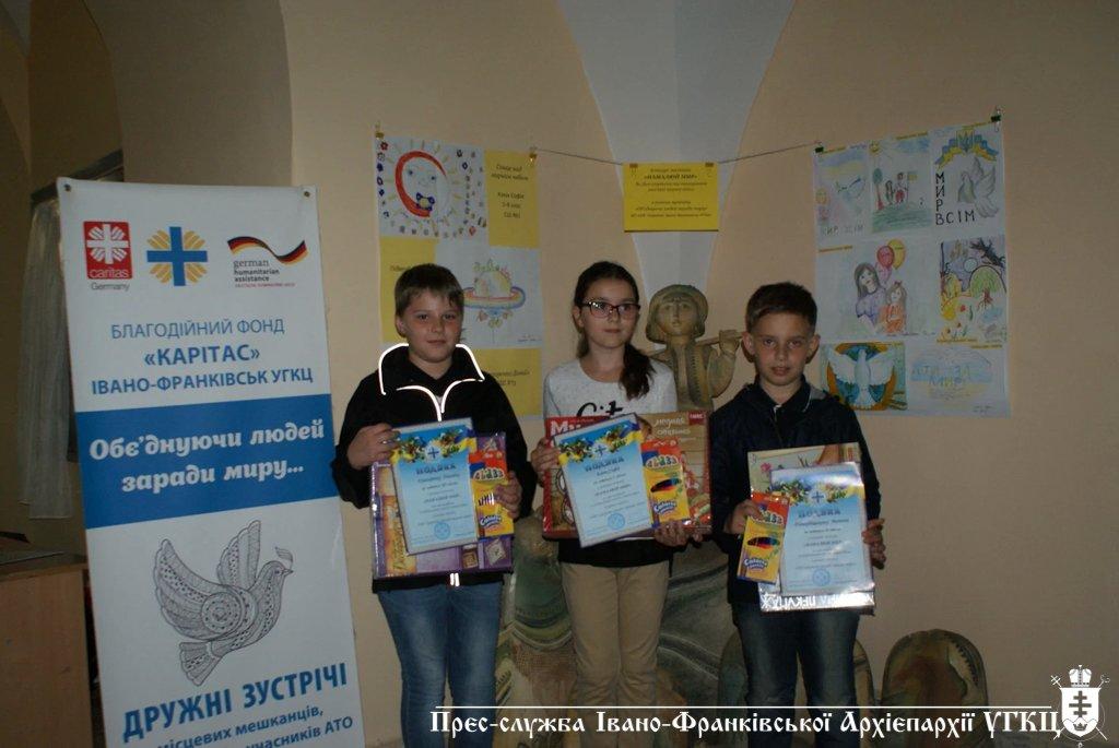Франківські діти намалювали мир. ФОТО, фото-6