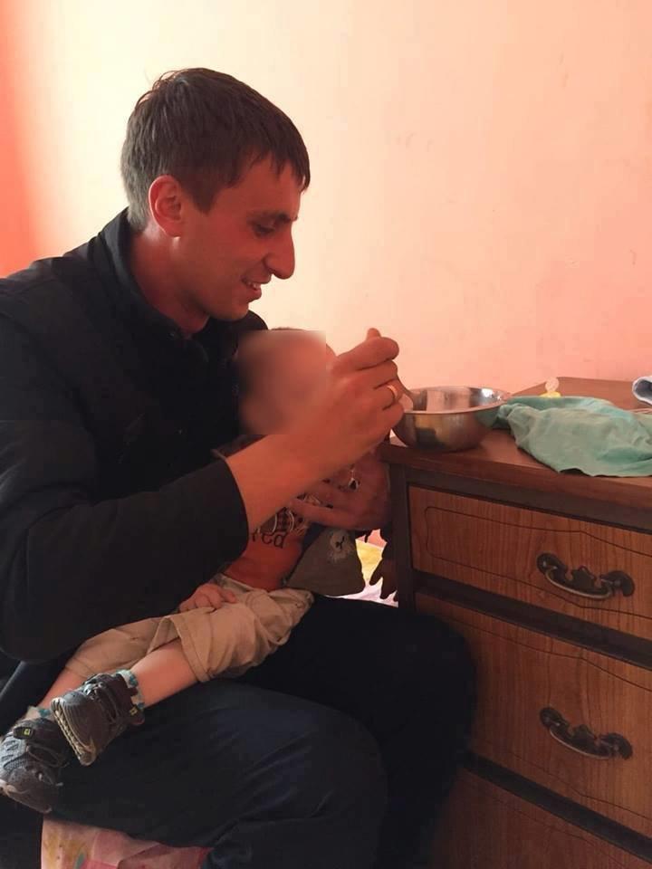 Двоє дітей на Прикарпатті голодували майже добу. ФОТО, фото-1