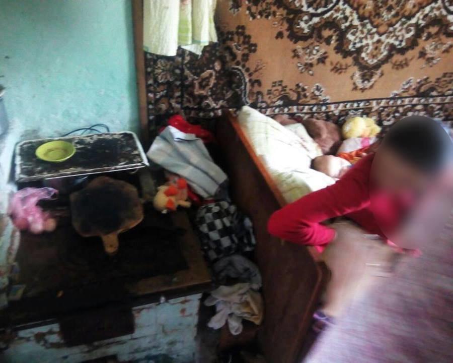 Двоє дітей на Прикарпатті голодували майже добу. ФОТО, фото-6