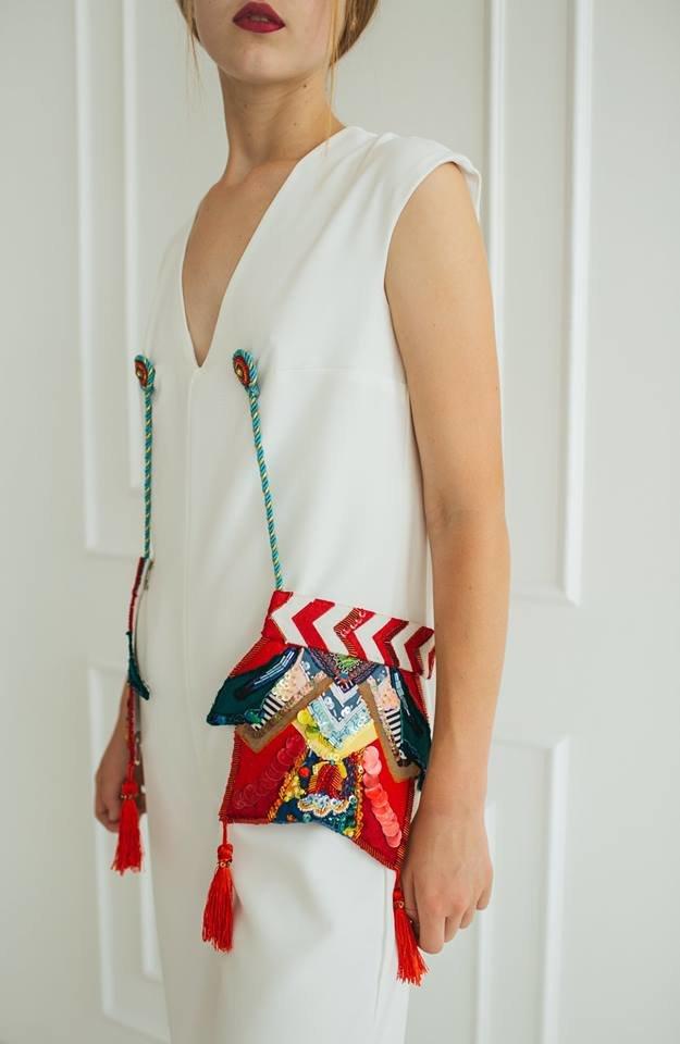 В Івано-Франківську створили колекцію одягу за мотивами вишивки авангарду. ФОТО, фото-3