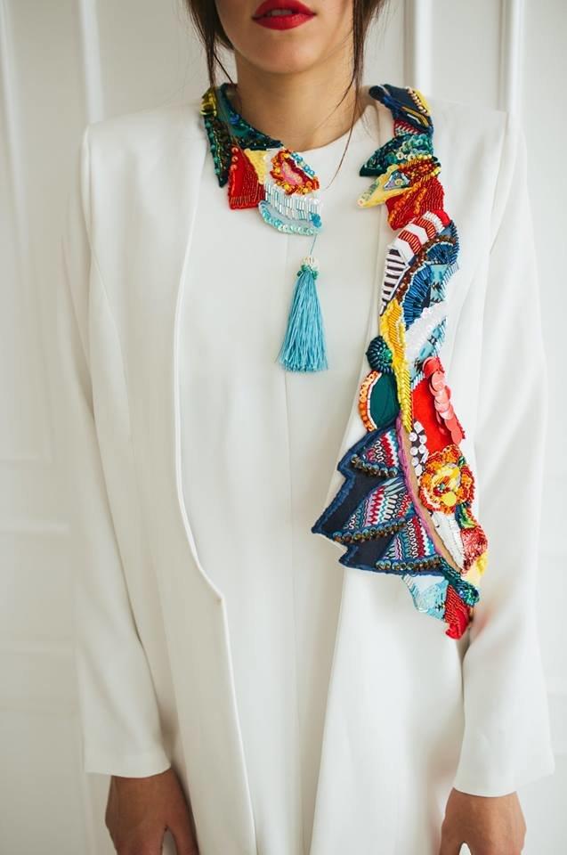 В Івано-Франківську створили колекцію одягу за мотивами вишивки авангарду. ФОТО, фото-5