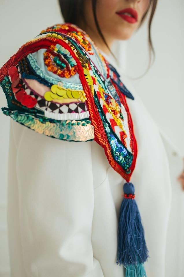 В Івано-Франківську створили колекцію одягу за мотивами вишивки авангарду. ФОТО, фото-4