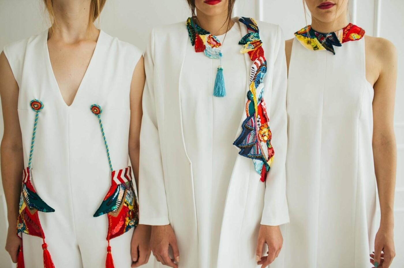 В Івано-Франківську створили колекцію одягу за мотивами вишивки авангарду. ФОТО, фото-9
