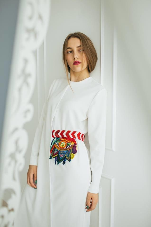 В Івано-Франківську створили колекцію одягу за мотивами вишивки авангарду. ФОТО, фото-7