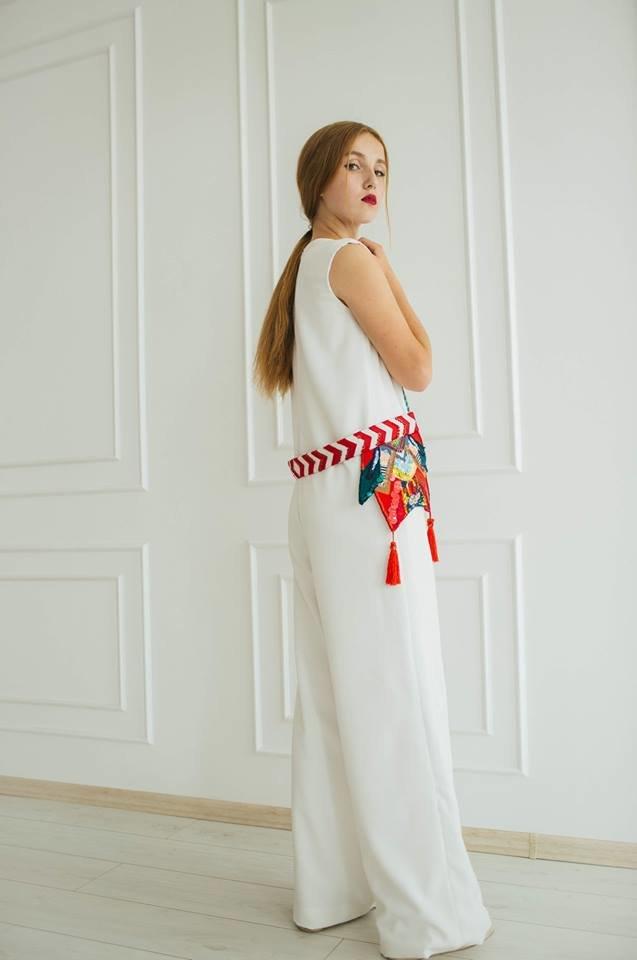 В Івано-Франківську створили колекцію одягу за мотивами вишивки авангарду. ФОТО, фото-2