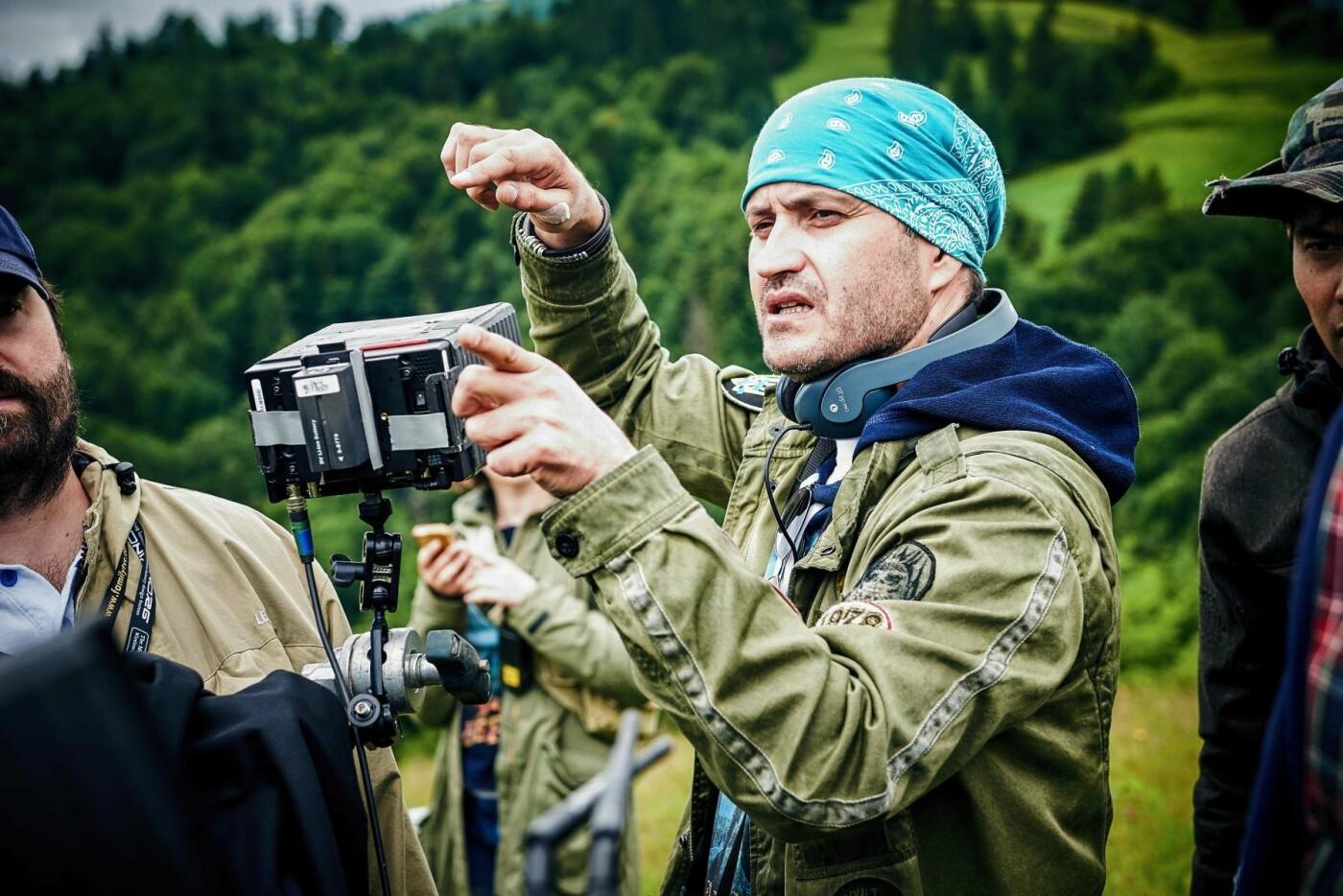 """З'явились фото перших кадрів зйомок стрічки """"Захар Беркут"""". ФОТО, фото-3"""