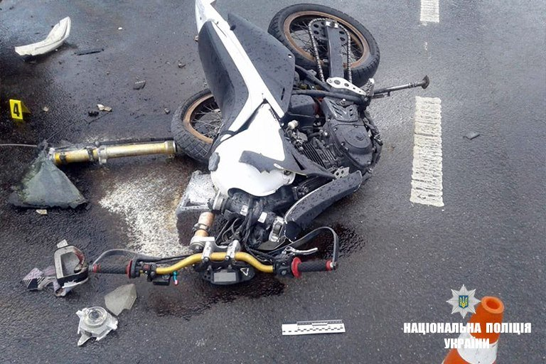 Помер 22-річний мотоцикліст, який тиждень тому потрапив в ДТП в Угриневі. ФОТО, фото-1