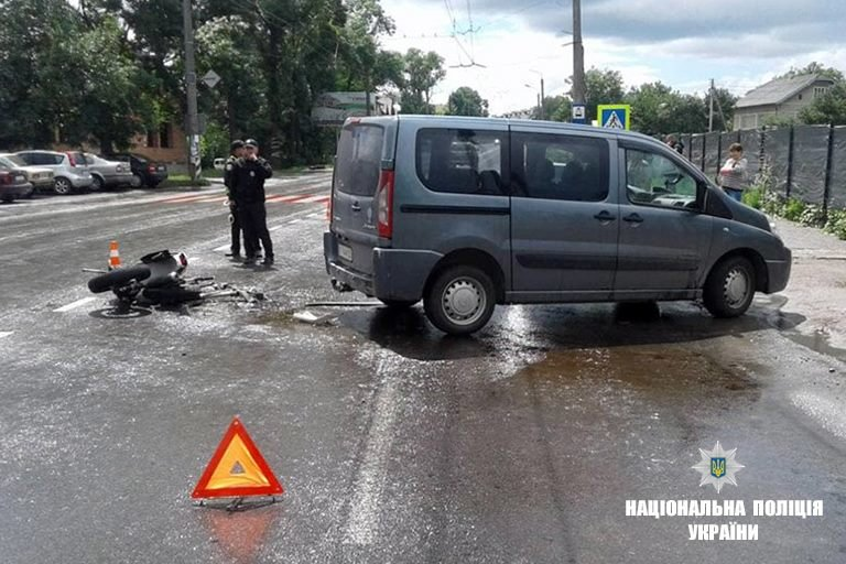 Помер 22-річний мотоцикліст, який тиждень тому потрапив в ДТП в Угриневі. ФОТО, фото-3