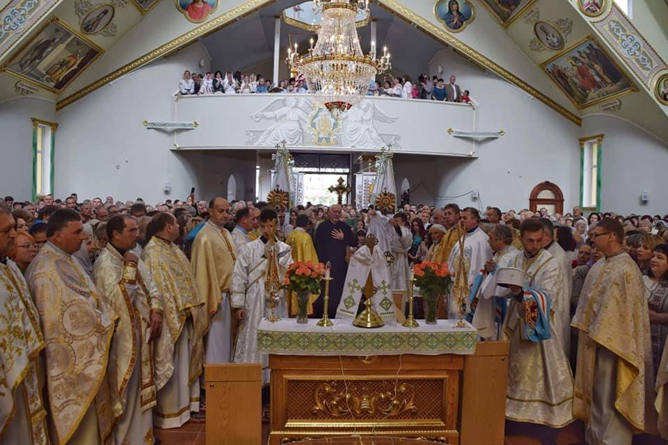 У Франківську - на один освячений храм більше. ФОТО, фото-2