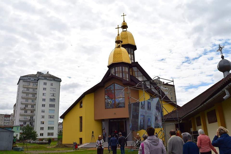 У Франківську - на один освячений храм більше. ФОТО, фото-1