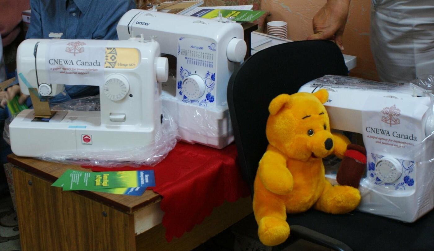 Франківський Карітас придбав побутову та відеотехніку для структур самодопомоги молоді з інвалідністю, що діють на Прикарпатті. ФОТО, фото-3