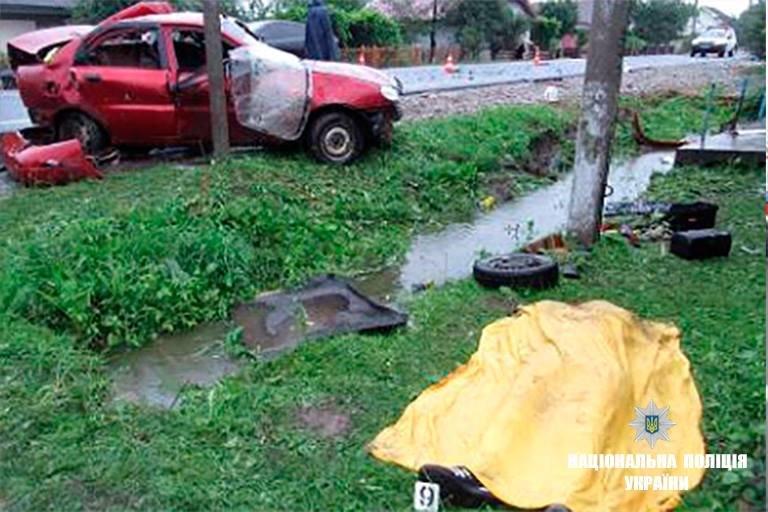 Поліція розшукала водія, який вчинив смертельне ДТП. ФОТО, фото-2
