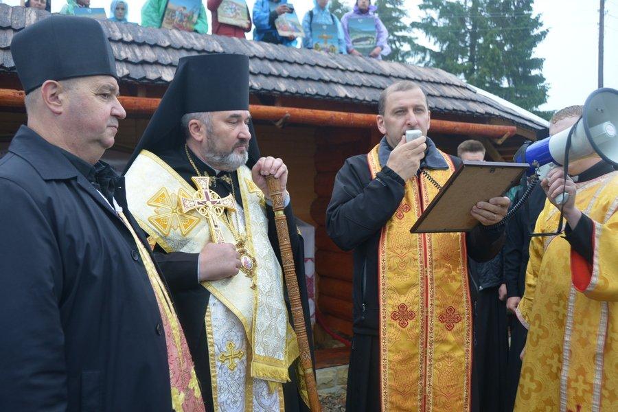 «Гора мучеників» на Прикарпатті офіційно стала місцем паломництва. ФОТО, фото-8