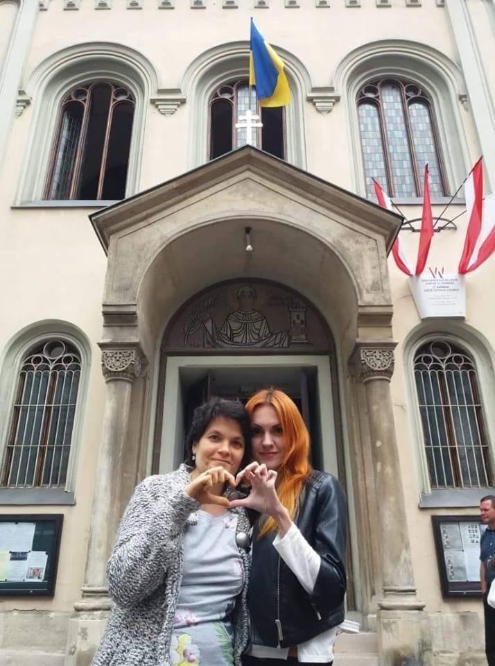 До порятунку Станіслава Фармуги долучилась франківська журналістка Оксана Кваснишин з Відня. ФОТО, фото-4