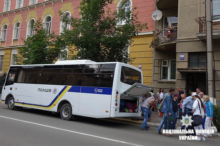Діти прикарпатських поліцейських поїхали на оздоровлення до Чорного моря. ФОТО, фото-4