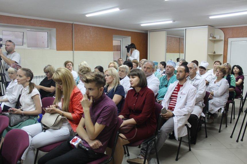 Франківські лікарі стажуватимуться в одній з провідних клінік Туреччини. ФОТО, фото-1