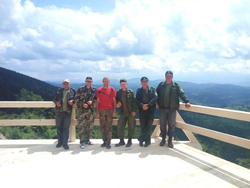На одному з найвищих карпатських перевалів облаштували оглядовий майданчик. ФОТО, фото-2
