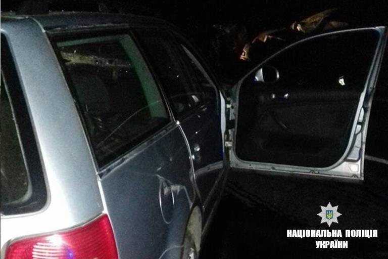 У любове зіткнення втрапили дві автівки на Прикарпатті. ФОТО, фото-1