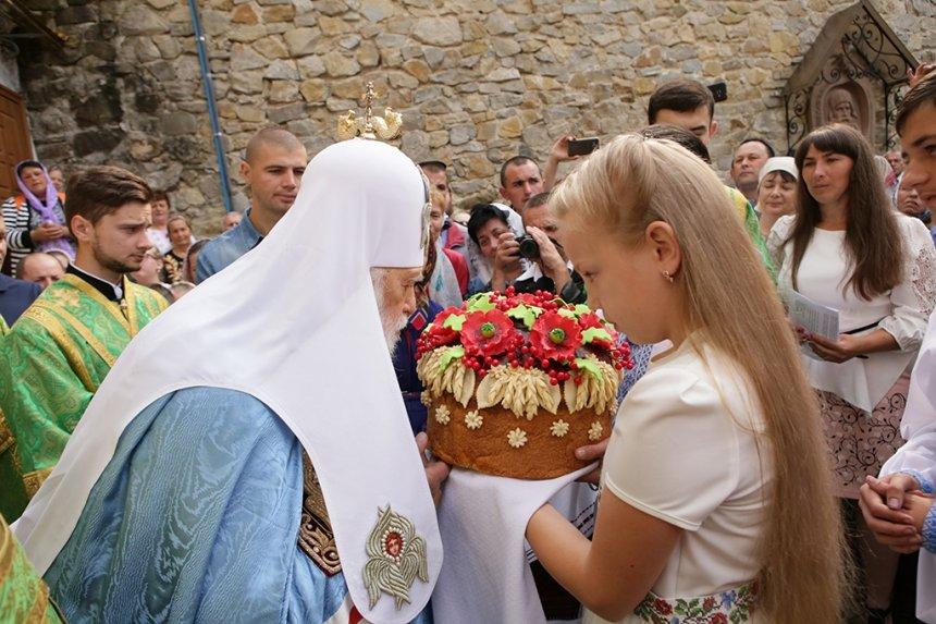 """""""З нами правда і вона переможе, бо з правдою завжди Бог"""", - Патріарх Філарет на Прикарпатті. ФОТО, фото-1"""