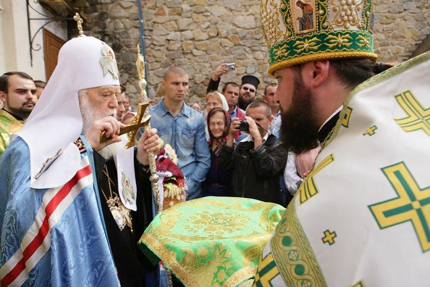 """""""З нами правда і вона переможе, бо з правдою завжди Бог"""", - Патріарх Філарет на Прикарпатті. ФОТО, фото-2"""