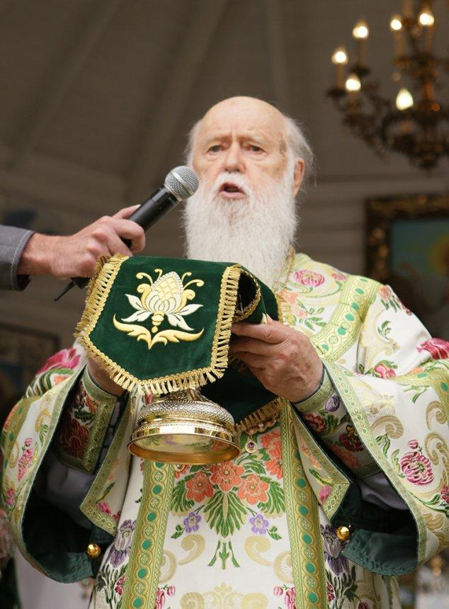 """""""З нами правда і вона переможе, бо з правдою завжди Бог"""", - Патріарх Філарет на Прикарпатті. ФОТО, фото-9"""