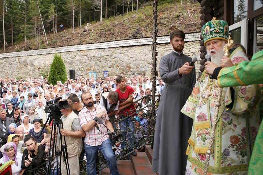 """""""З нами правда і вона переможе, бо з правдою завжди Бог"""", - Патріарх Філарет на Прикарпатті. ФОТО, фото-12"""