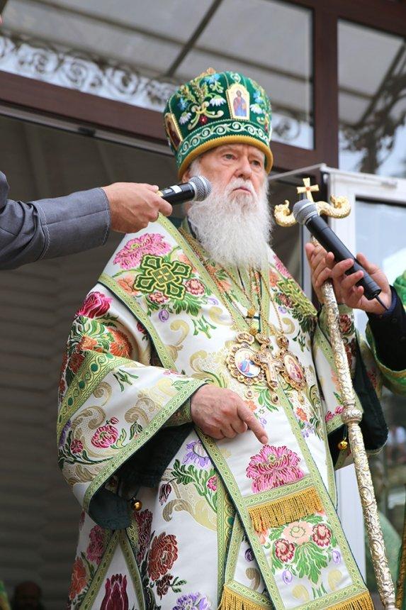"""""""З нами правда і вона переможе, бо з правдою завжди Бог"""", - Патріарх Філарет на Прикарпатті. ФОТО, фото-7"""