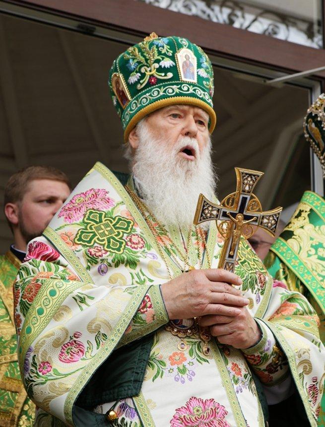 """""""З нами правда і вона переможе, бо з правдою завжди Бог"""", - Патріарх Філарет на Прикарпатті. ФОТО, фото-10"""
