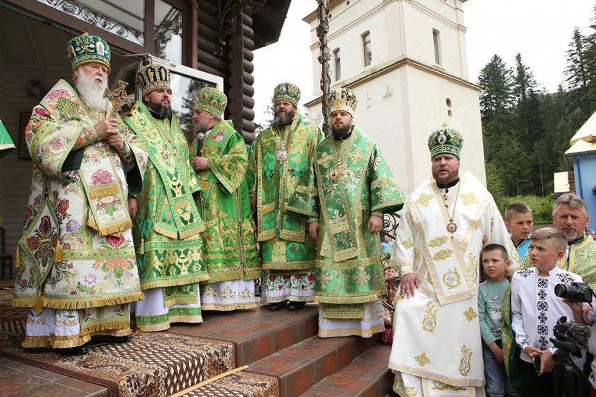 """""""З нами правда і вона переможе, бо з правдою завжди Бог"""", - Патріарх Філарет на Прикарпатті. ФОТО, фото-16"""