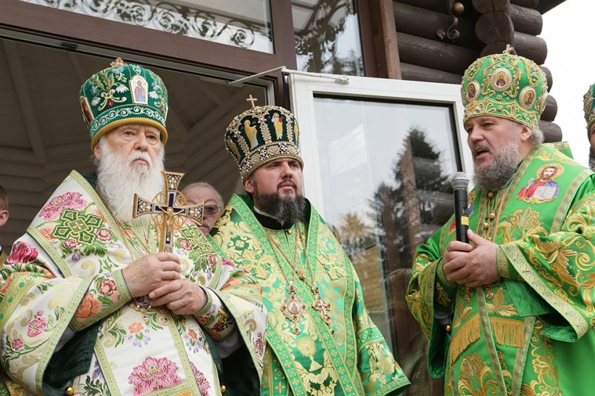 """""""З нами правда і вона переможе, бо з правдою завжди Бог"""", - Патріарх Філарет на Прикарпатті. ФОТО, фото-11"""