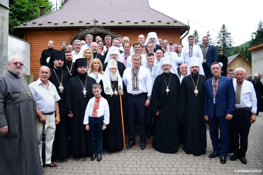 """""""З нами правда і вона переможе, бо з правдою завжди Бог"""", - Патріарх Філарет на Прикарпатті. ФОТО, фото-5"""