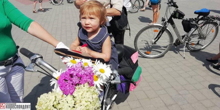 Пін-ап на роверах: велопарад дівчат у Франківську. ФОТО, фото-6