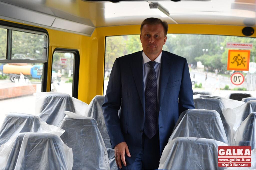 Райони та ОТГ Івано-Франківської області отримали нові шкільні автобуси. ФОТО, фото-4