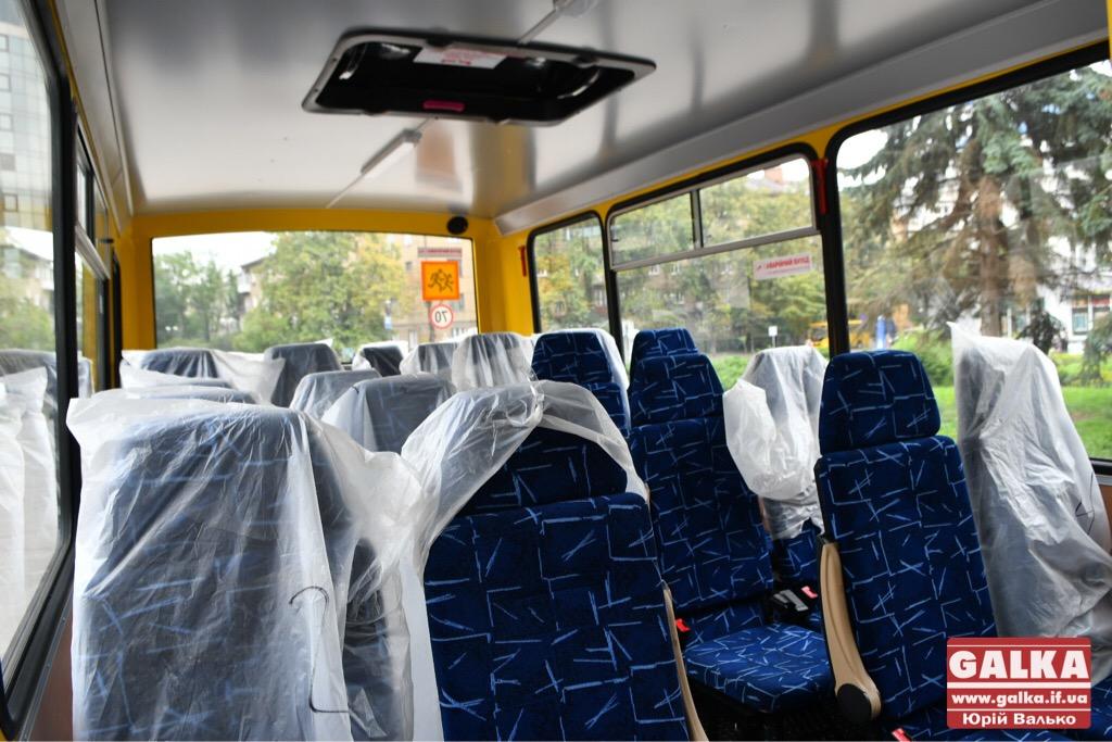 Райони та ОТГ Івано-Франківської області отримали нові шкільні автобуси. ФОТО, фото-9