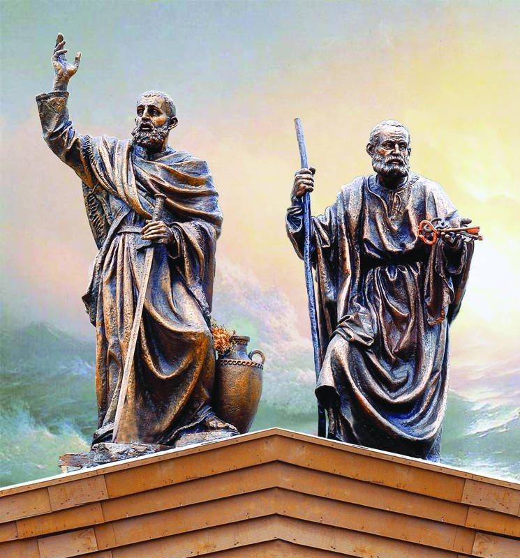 Сьогодні - свято Петра і Павла. Що значить цей день? ФОТО, фото-2