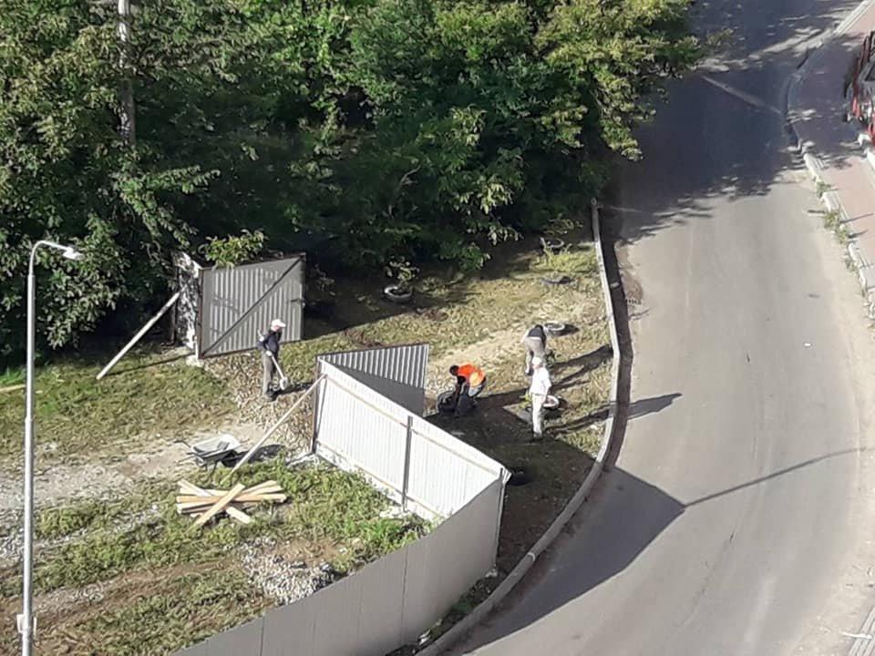 Жителі Пасічної попереджають, що перекриють трасу на львівській напрямок. ФОТО, фото-1
