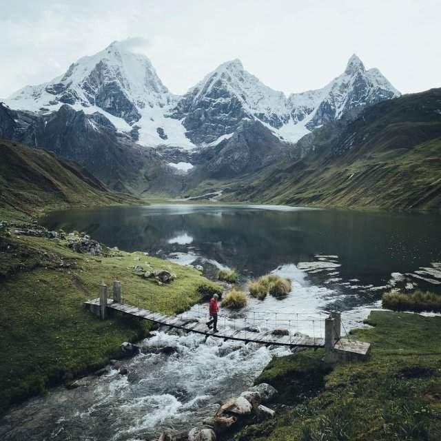 Захоплюючі дух світлини пейзажів від німецького фотографа. ФОТО, фото-2