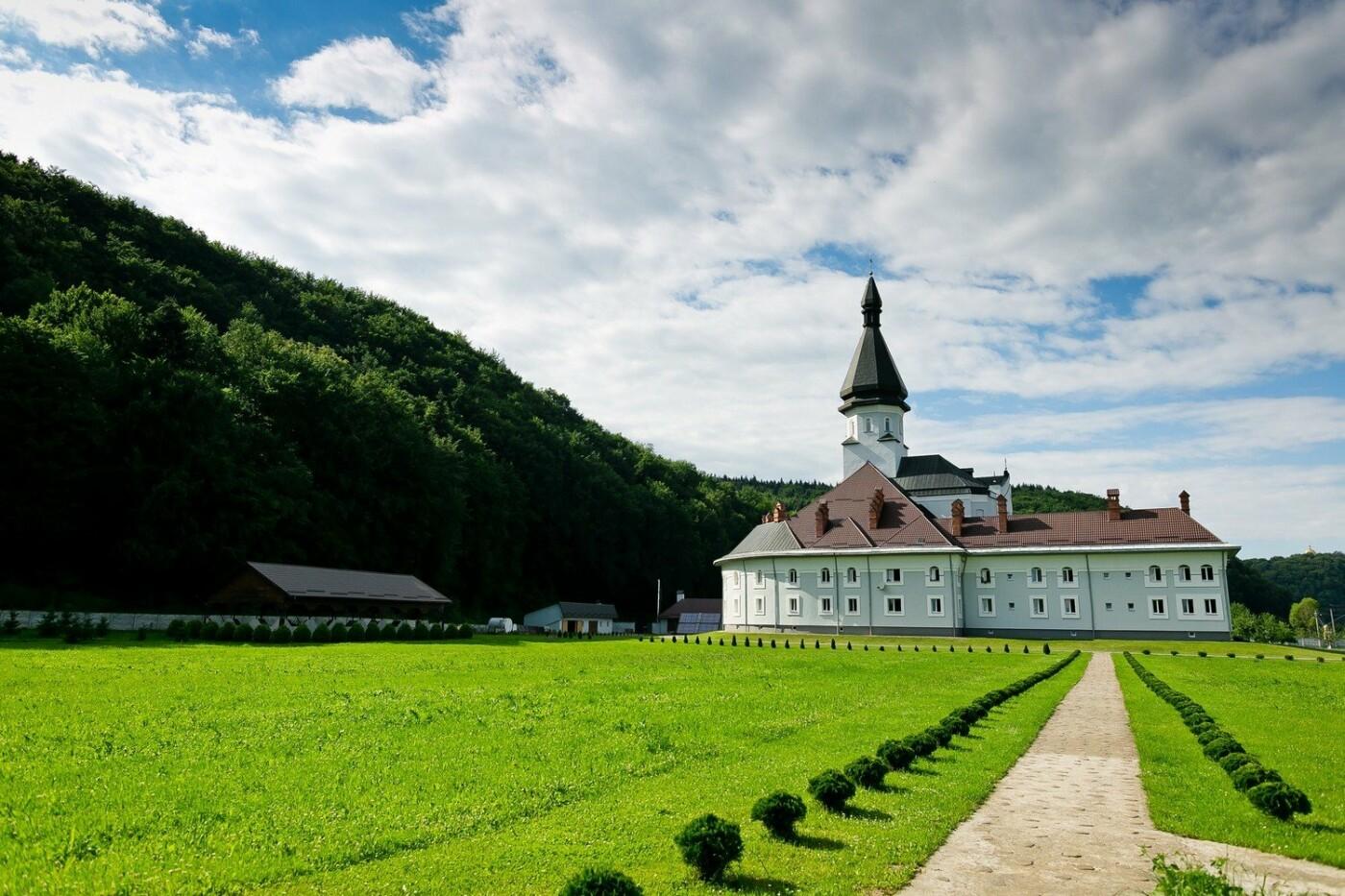 Монастир на Прикарпатті став центром соціального підприємництва. ФОТО, фото-7