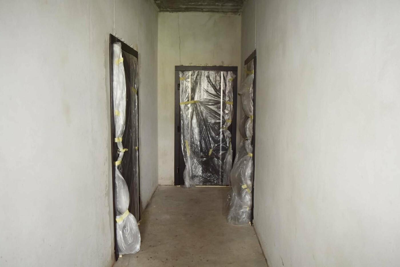 У Франківську ремонтують будівлю важливого призначення. ФОТО, фото-1