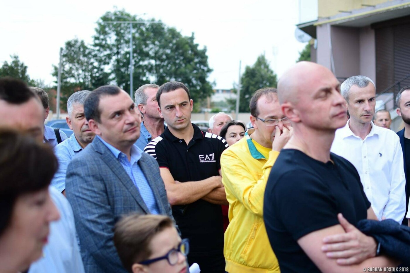 Міський голова зустрівся з протестувальниками з Пасічної. ФОТО , фото-2
