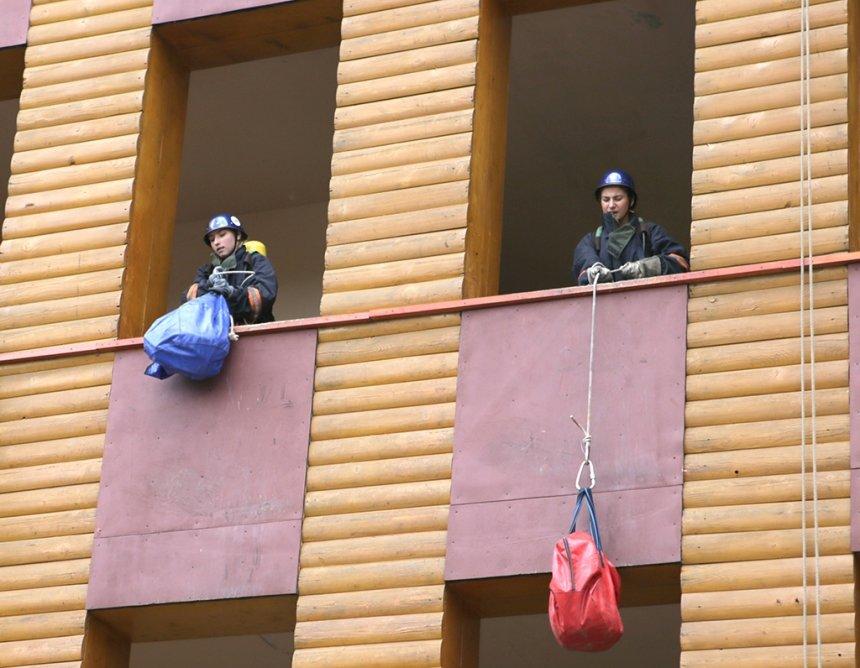 На Прикарпатті визначили найкращого пожежного-рятувальника. ФОТО , фото-5