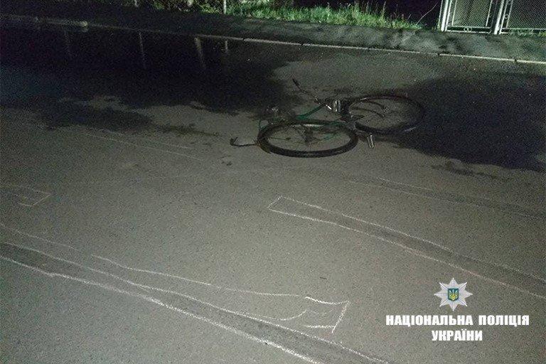 ДТП в Рогатині: велосипедист потрапив до реанімації. ФОТО, фото-3