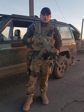 В зоні ООС загинув боєць з Бурштина. ФОТО, фото-3